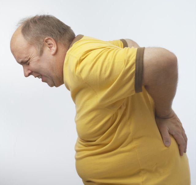 Лишний Вес На Спине